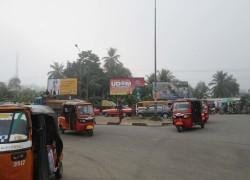 48 sheet along Olusegun Obansanjo-Idoro road roundabout FTF    Roundabout (5)